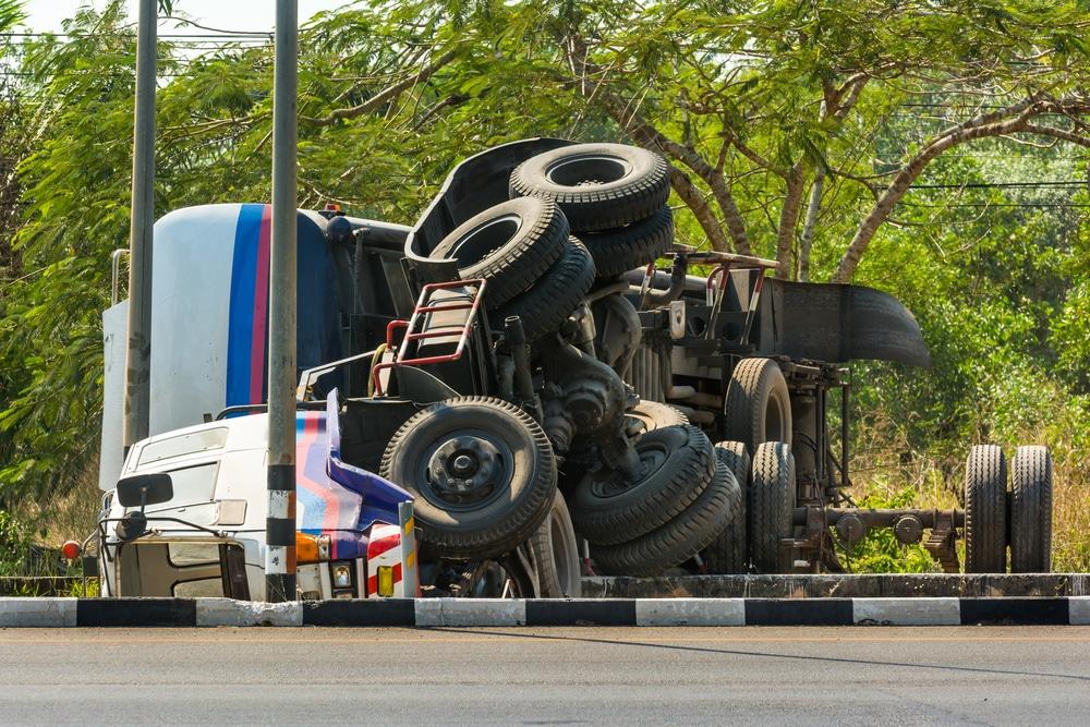big rig truck accident attorney san marino el monte ca